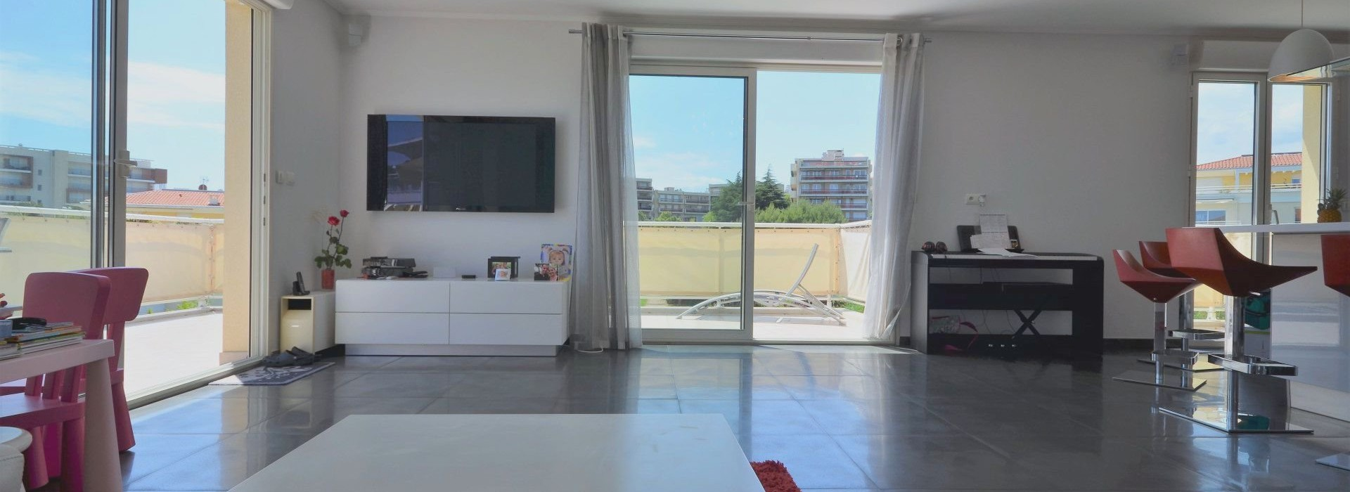 Appartement Antibes 4 Pièces 104m2 735,000€