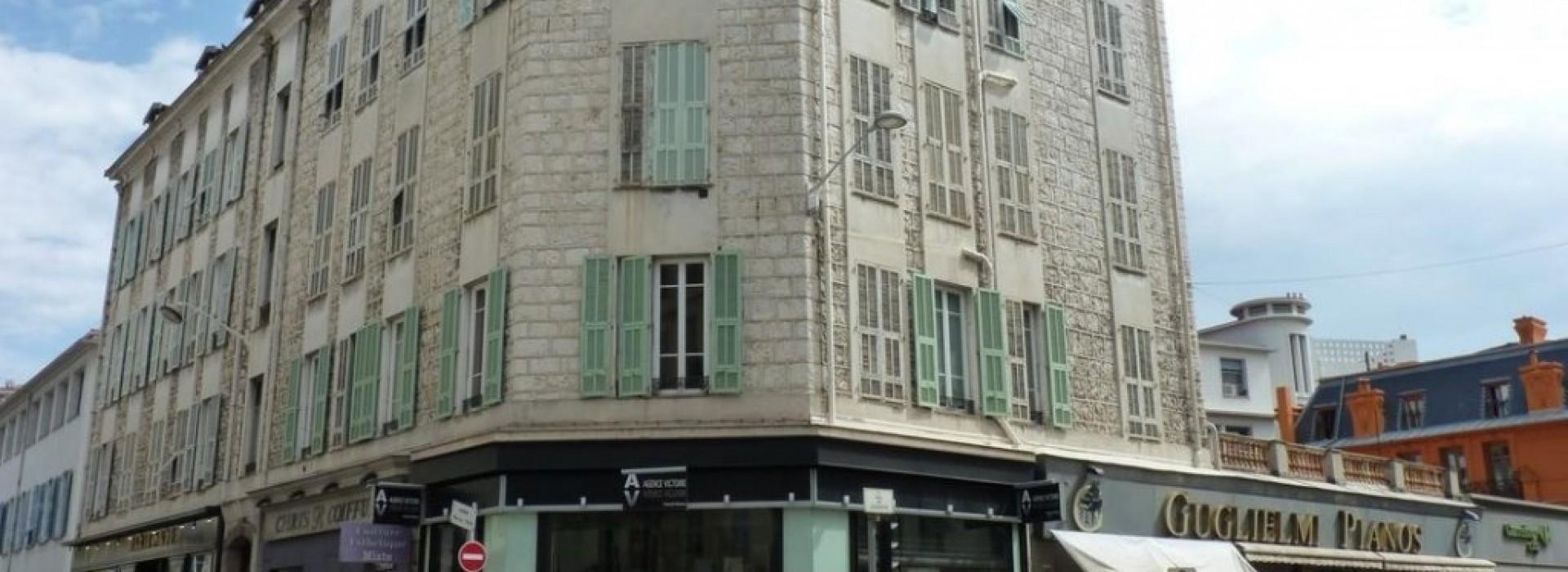 Immeuble Nice 1970m2 6,800,000€
