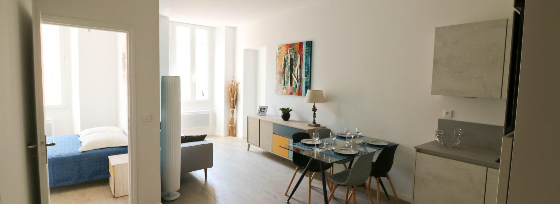 Appartement Nice 3 Pièces 38m2 295,000€