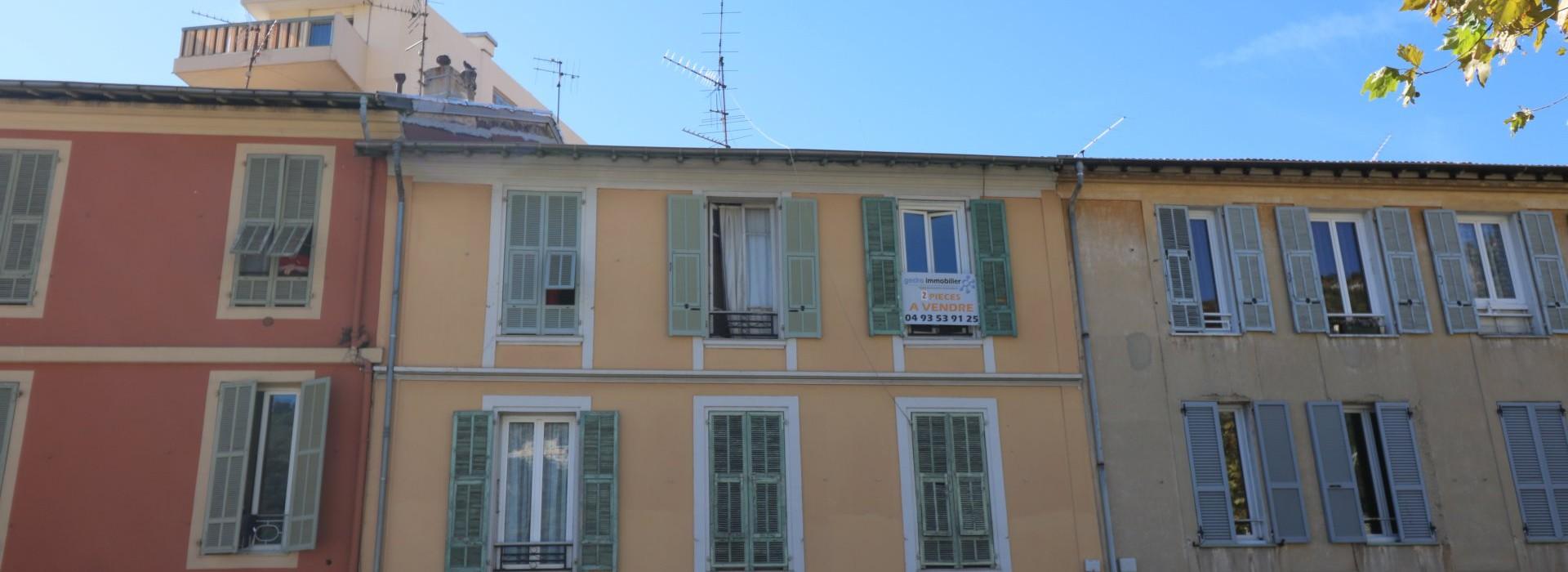 Appartement Nice 2 Pièces 33m2 100,000€