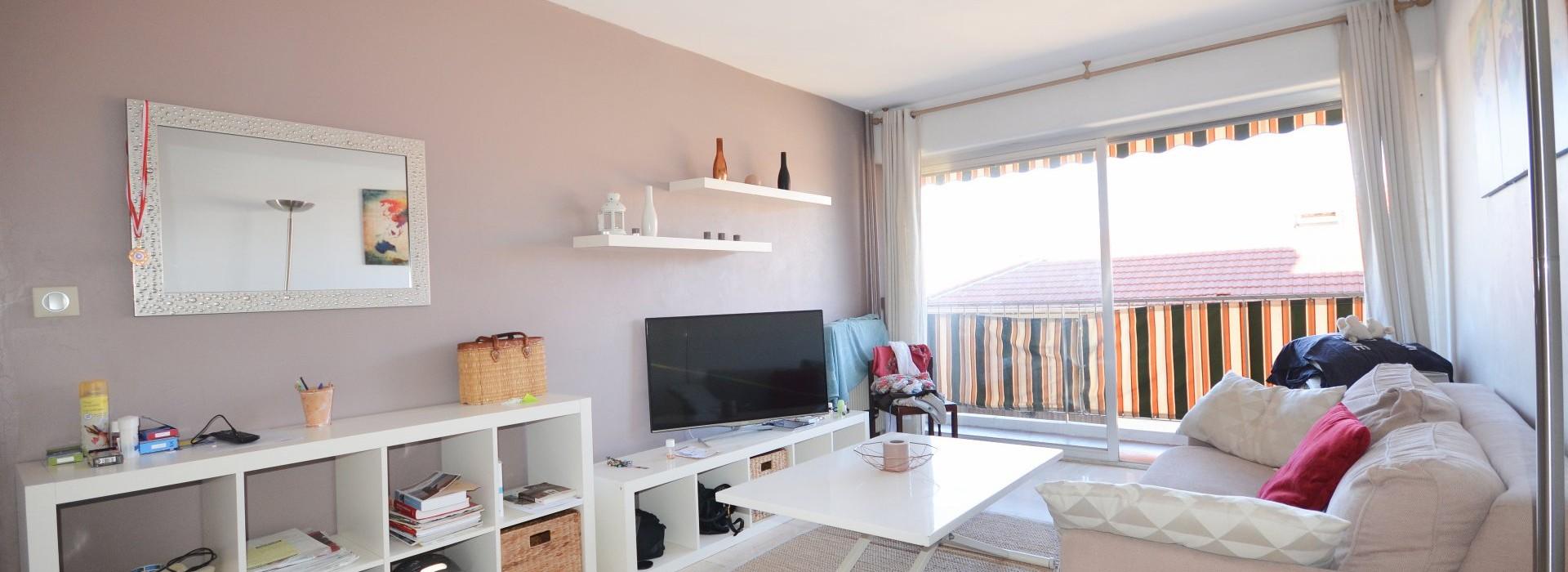 Appartement Nice 1 Pièce 34m2 155,000€