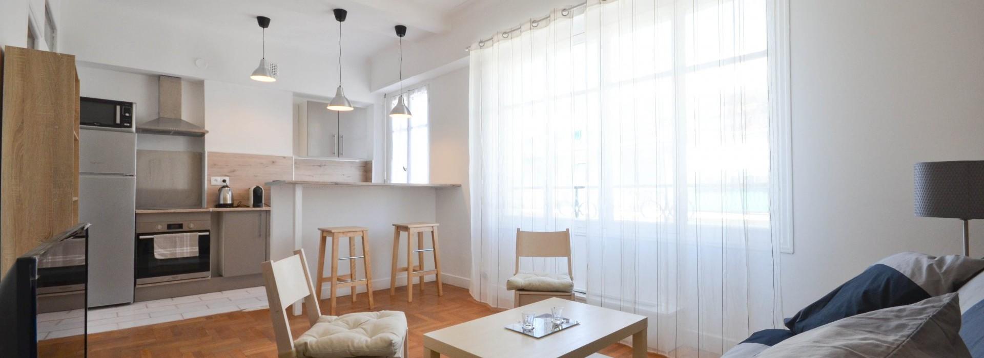 Appartement Nice 1 Pièce 30m2 195,000€
