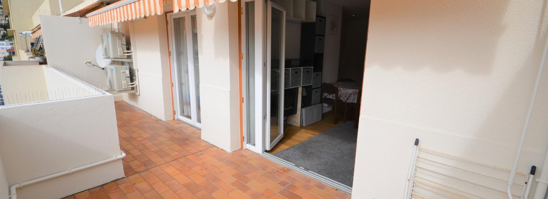 Appartement Nice 3 Pièces 43m2 143,500€