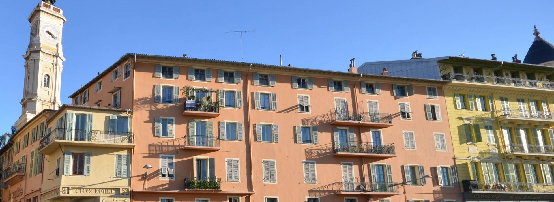 Appartement Nice 2 Pièces 67m2 368,000€