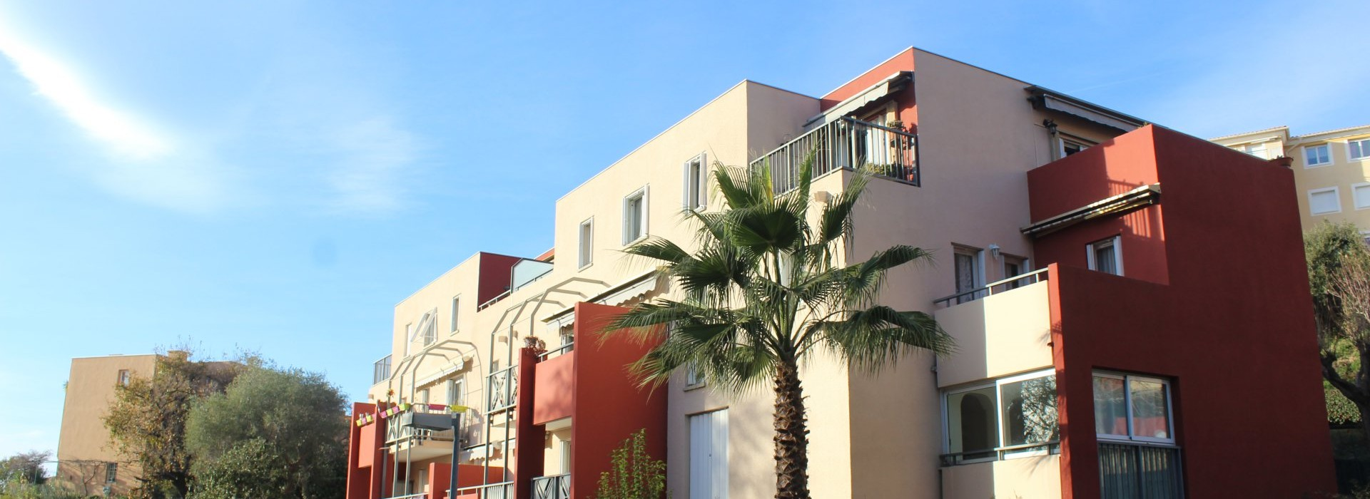 Appartement Nice 4 Pièces 77m2 285,000€