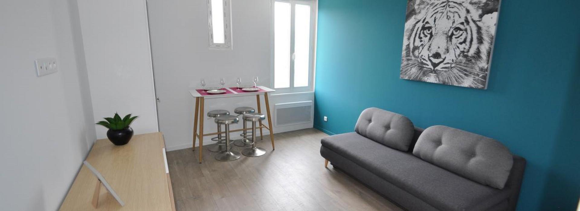 Appartement Nice 1 Pièce 22m2 135,000€