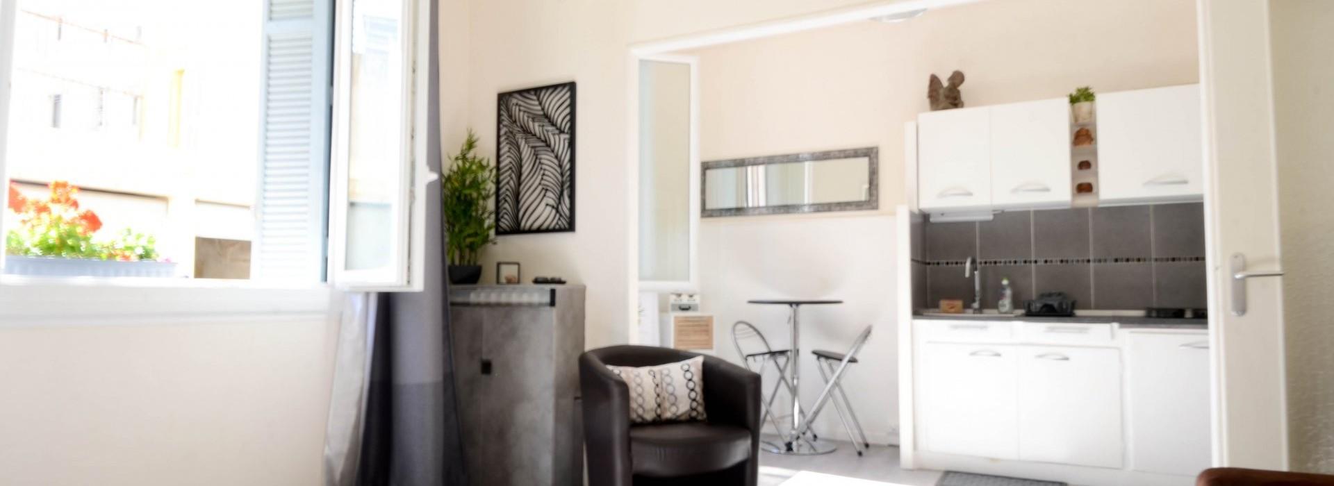 Appartement Nice 1 Pièce 33m2 132,000€